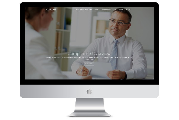 web design london saas screenshot