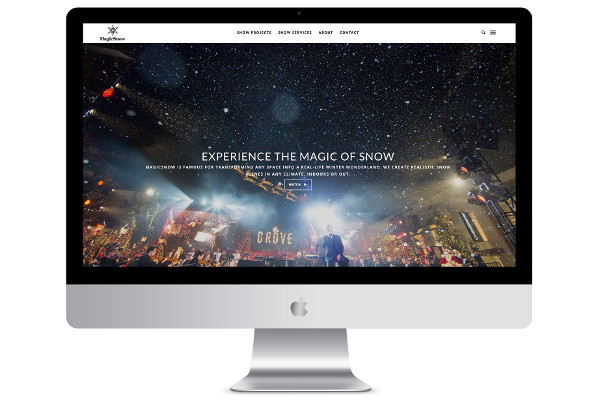 web design london wordpress screenshot