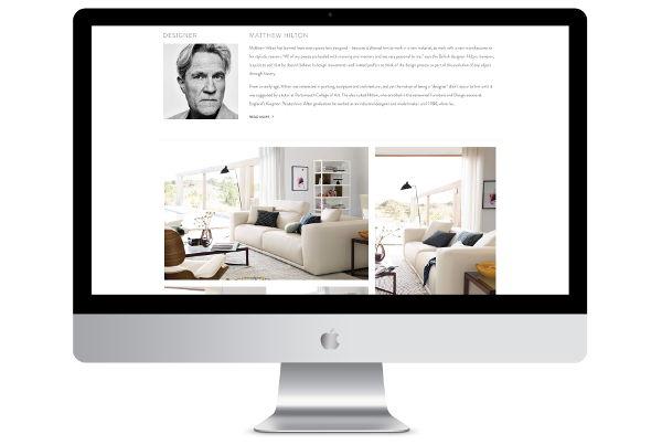 Shopify Theme Design & Development for Furniture Company
