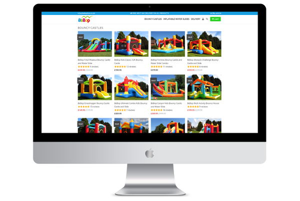 Shopify theme Design/Development for Toy Company – BeBop