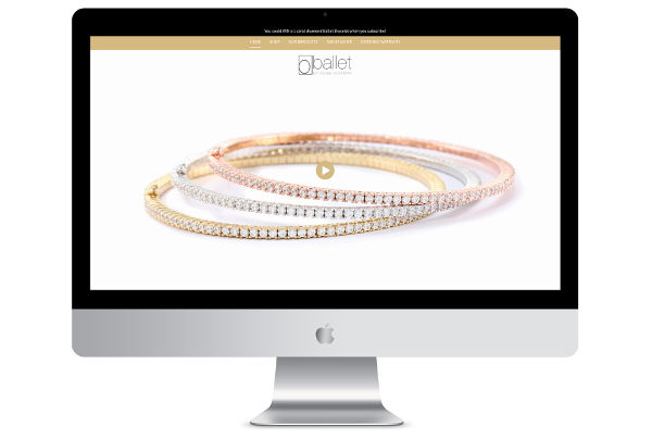 Custom Shopify Development for a Jewelry Company