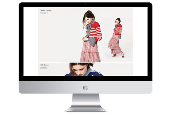 Custom Shopify Development for a Fashion Store