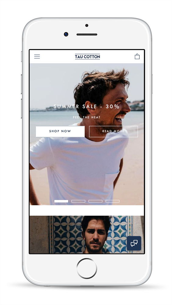 shopify fashion developers screenshot