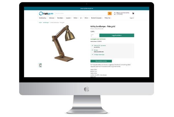 Shopify Plus Design and Custom Development – LightUp