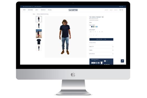 Shopify Theme Design and Development – Tau Cotton