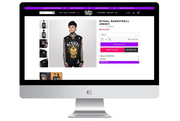 Shopify Design & Development Custom Theme – UK Custom Plugs