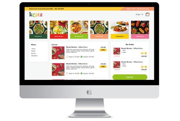 Shopify Design & Development Custom Theme – Keatz